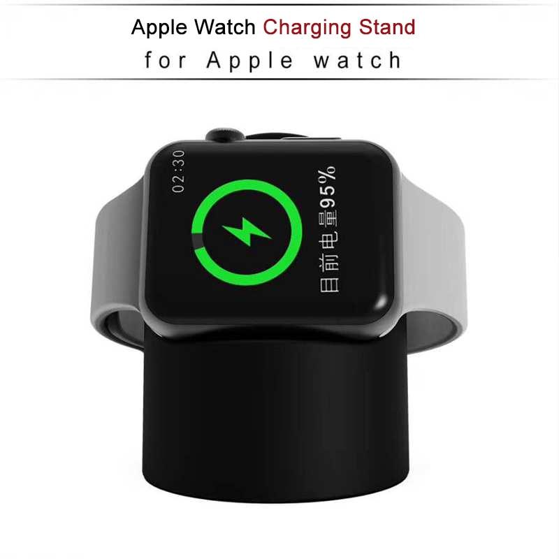 ShunGe para el cargador de Apple Watch soporte Paquete de batería QI rápido de carga inalámbrico 3,0 portátil al aire libre Watch cargador