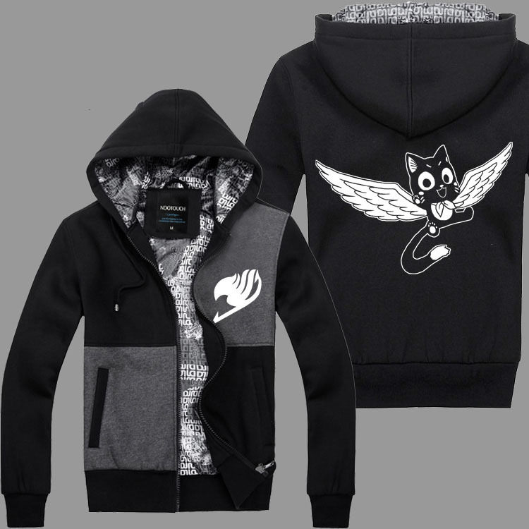 Popular Fairy Tail Hoodie-Buy Cheap Fairy Tail Hoodie lots from ...