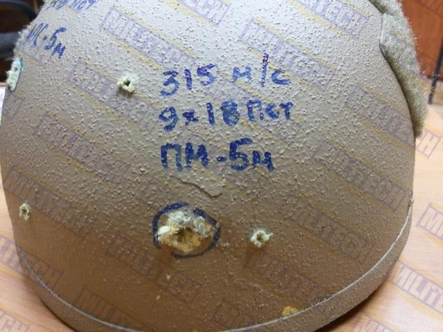 MILITECH Russian Customer's Detailed Ballistic Helmet Review On Our FAST High Cut Helmet