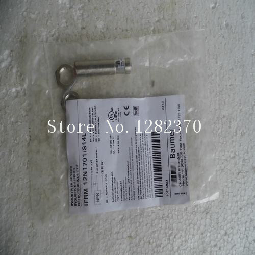 цена на [SA] New original authentic special sales BAUMER sensor switch IFRM 12N1701 / S14L spot