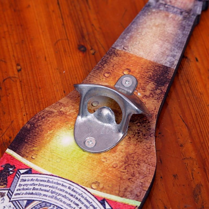 Amerikaanse Eroupean Vintage stijl bier vormige muur flesopener - Keuken, eetkamer en bar - Foto 6