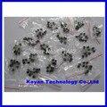 S9012 S9013 S9014 S8050 S8550 A1015 C1815, 17valuesX10pcs = 170 unids,, Kit de Transistor Surtido