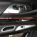 ABS Pérola Chrome Dentro do Interior Da Porta do painel de botões Da Tampa Da Guarnição Para Nissan Altima 2016 2017