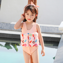 Extrayou Children Swimsuit Girl Swimming Suit Float Buoyancy Swimwear Detachable Bathing Suit Protective Safe Learning Swimwear extrayou children swimsuit girl swimming suit float buoyancy swimwear detachable bathing suit protective safe learning swimwear
