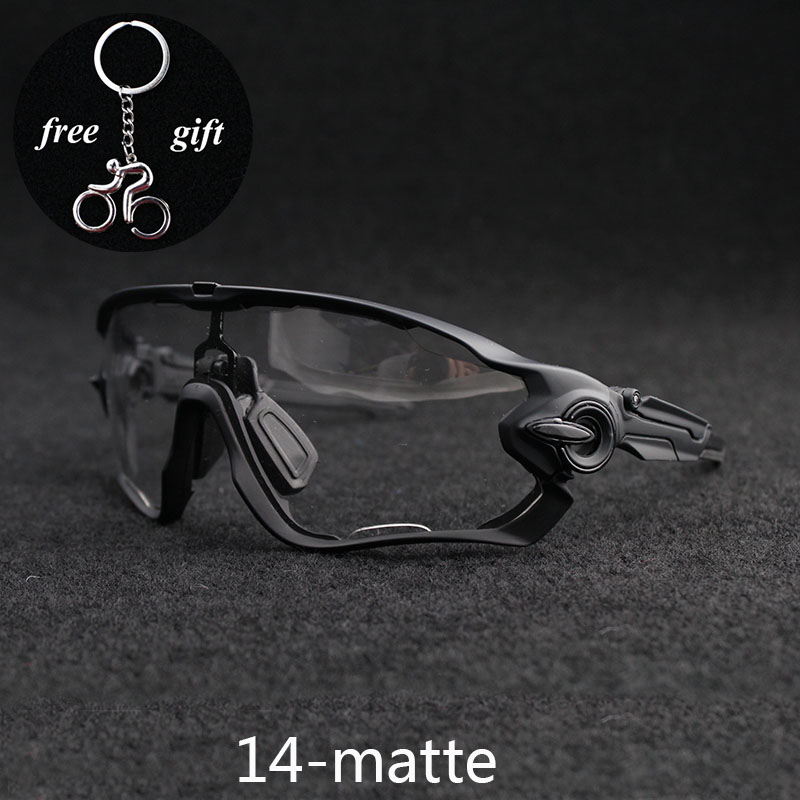 2018 Hot SALE Clear Photochromic Cycling Glasses Men Women Sports MTB Mountain Road Bike Bicycle Cycling Sunglasses Eyewear new hot fashion unisex women men hipster vintage retro classic half frame glasses clear lens nerd eyewear 4 colors