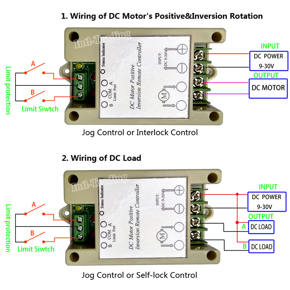 Wiring Diagrams For Linear Actuators With Remotes Library Spal Power Window Diagram Http Wwwspalusacom Faq 57mm S Speed 450mm 18 Stroke Actuator 12volt Dc Motor W