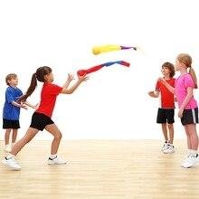 Детская Спортивная раннее образование чувство инструмент детская игрушка безопасности пледы Песочник игры Открытый метание игрушки