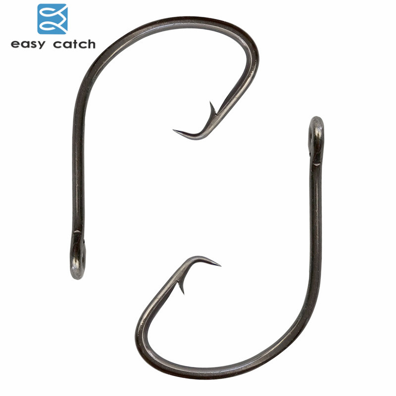 Pick Tru Turn Bass Worm Hook Value Pack Blue 1//0 2//0 3//0
