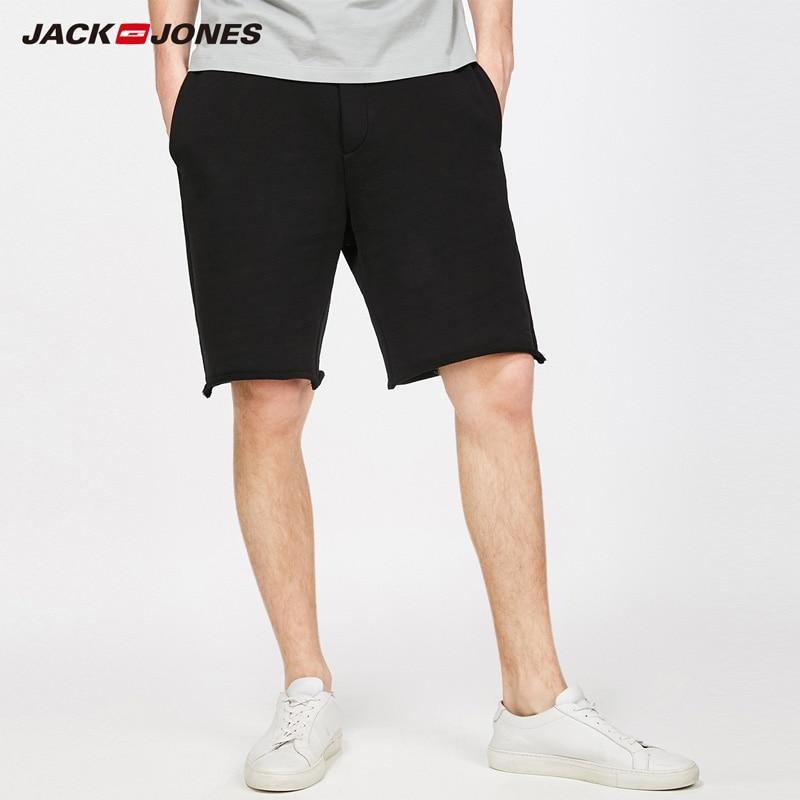 Jackjones Spring Summer New Men's Loose Fit Casual Shorts 2181sh503