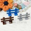 El Envío Gratuito! * valla * DIY ilumine ladrillos bloque, Compatible Con Lego Monta los