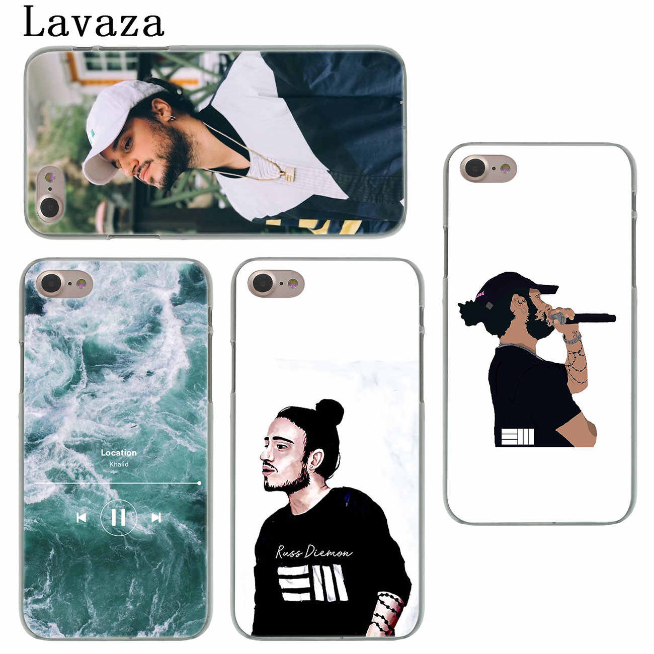 Lavaza Russ zoo pop music Hard Phone Case for Apple iPhone XS Max XR X 8 7  6 6S Plus 5 5S SE 5C 4S 10 Cover Cases