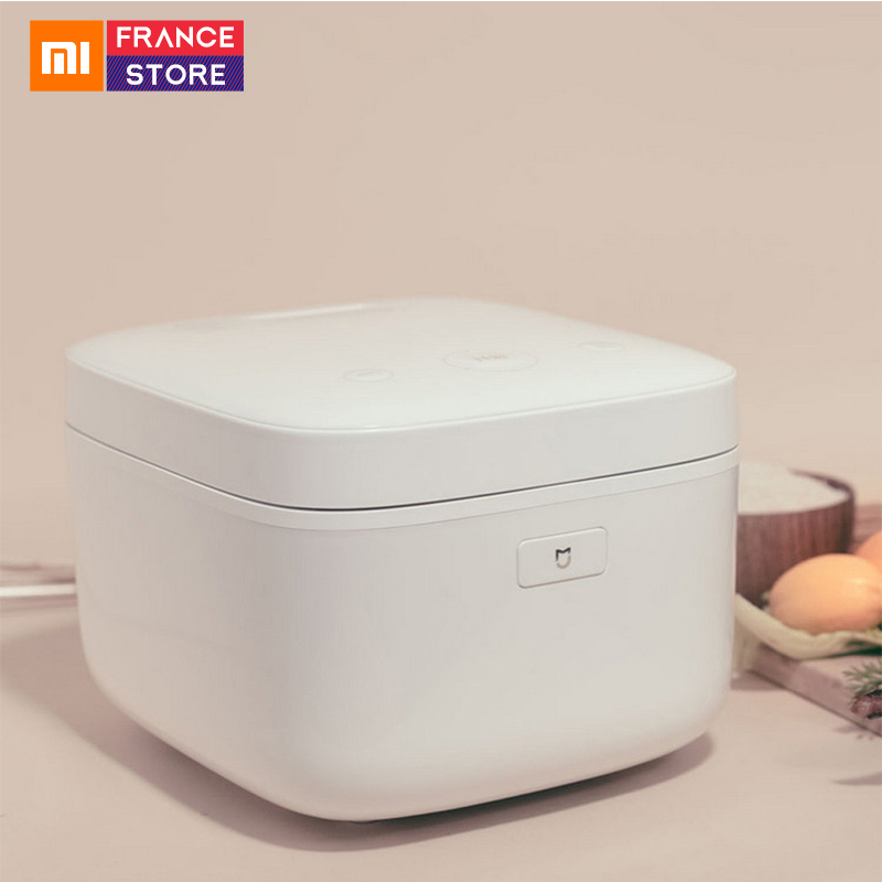New Xiaomi IH Smart Home Electric Rice Cooker 3L alloy cast iron IH Heating pressure cooker multicooker kitchen APP WiFi Control