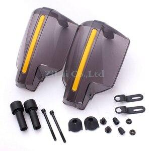 Image 2 - LMoDri Motorcycle Hand Guard Handguard Shield Windproof Motorbike Motocross Universal Protector Modification Protective Gear