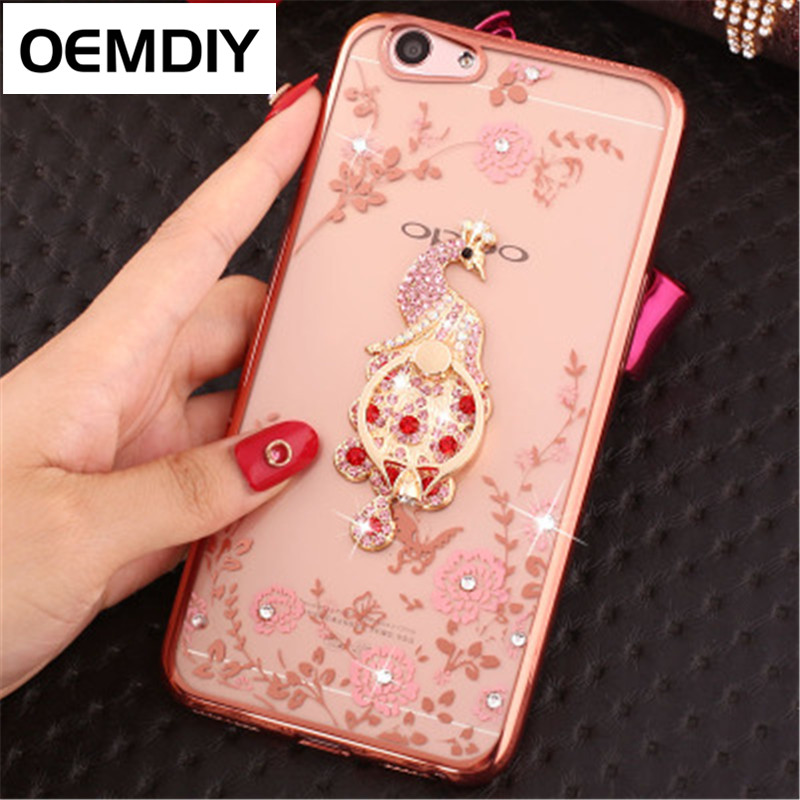 OEMDIY Luxury TPU Silicone Cases For OPPO A59 F1s A53 A51T A39 A57 A37 Neo 9 A35 F1 A33 Neo7 A31 Neo5 A30 Shell Back Cover Cases
