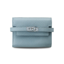 2017 Bencool New Sale Litchi Grain Women Hasp Wallet 100% Genuine Leather Material Famale Handbag Luxury Brand Design Card Purse