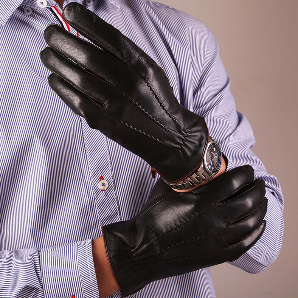 Driving texting gloves - Italian Driving Gloves