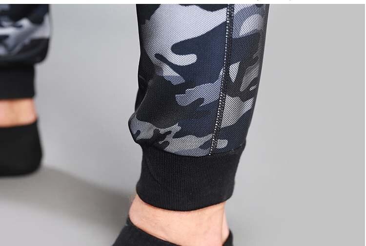 HTB1qUGVelfH8KJjy1Xbq6zLdXXa6 2019 Mens Boutique Autumn Pencil Harem Pants Men Camouflage Military Pants Loose Comfortable Cargo Trousers Camo Joggers