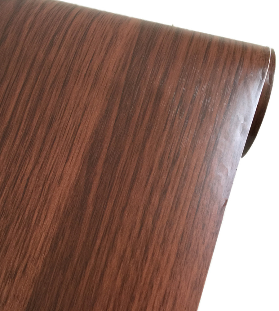 30 200cm Faux Wood Grain Self Adhesive Wardrobe Furniture Vinyl Decorative Film Wallpaper Pvc Wall Sticker Home Decal 12 X79 In Stickers From