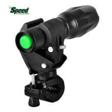 Outdoor Sports Cycling Bike Flashlight Mount Holder Bike Torch Holder Support Clip Clamp Lantern Bicycle Accessories