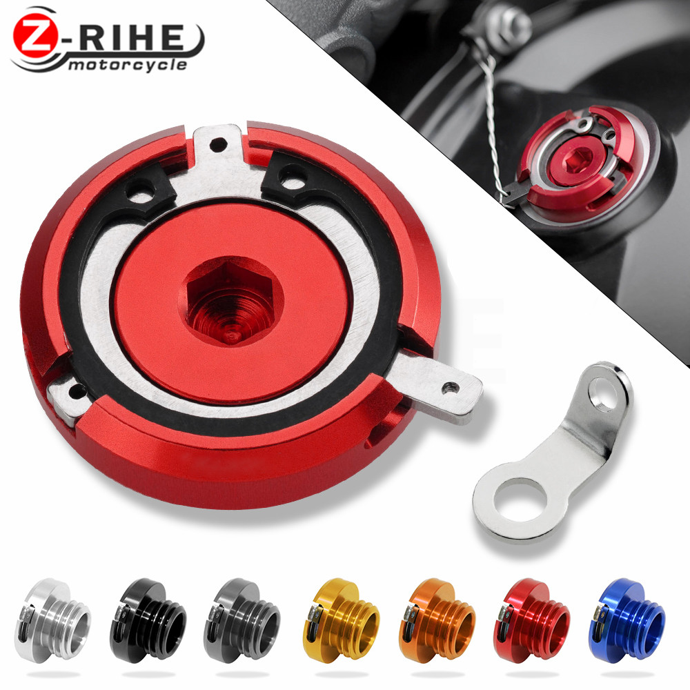 Motorcycle M20*2.5 Engine Oil Filler Cap gold CNC Filler Cover Screw for YAMAHA T-MAX530 12-15 T-MAX500 08-11 MT-09(FZ-09 13-15) motorcycle m20 2 5 red engine oil filler cap cnc filler cover screw for yamaha t max530 12 15 t max500 08 11 mt 09 fz 09 13 15