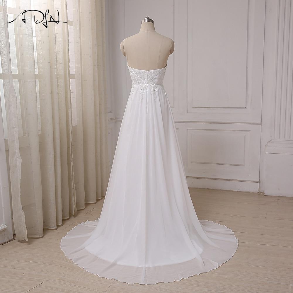 ADLN Φτηνές Φόρεμα Γάμου Sweetheart - Γαμήλια φορέματα - Φωτογραφία 2