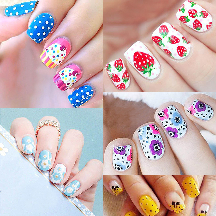 5 piecesset nail art dotting pens painting tool 2 way dot flower 5 piecesset nail art dotting pens painting tool 2 way dot flower marbleizing design diy nail manicures accessories dotting tool in dotting tools from prinsesfo Gallery