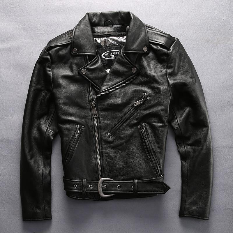 Suede USAF A1 Bomber Jacket Military Flight A 1 Jackets Polite Vintage Mens Moto Biker Short
