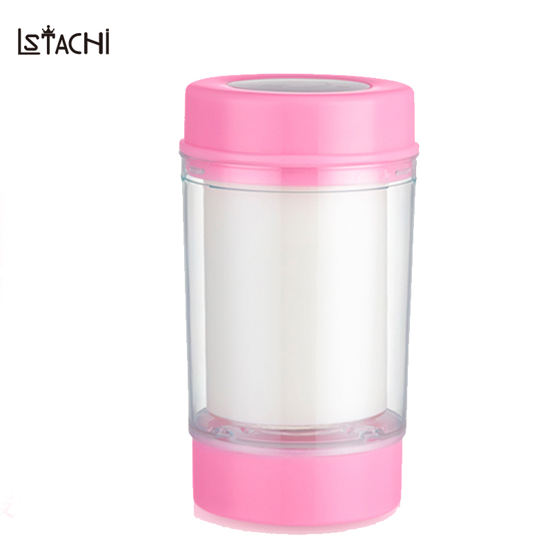 цена на LSTACHi 250ml USB Full Automatic Fermentation Glass Yogurt Maker Natto Cheese Machine in Kitchen Appliances