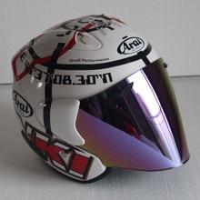 Top hot ARAI 3/4 helmet motorcycle helmet half helm