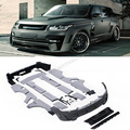 HM style PP car auto bumper body kits for Range rover Administrative 2013