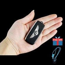 Разблокированный самый маленький мобильный телефон Bluetooth Dialer 0,66 дюймов с ручками мини телефон MP3 волшебный голос Две сим-карты мини сотовый телефон