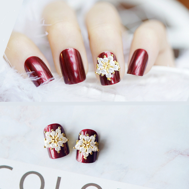 Aliexpress Buy Christmas Gift Pearly Wine Red Pure Color False
