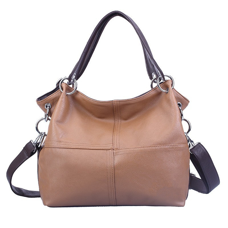 2017 New Retro Women Leather Handbag Design Female Black Shoulder bag Luxury Messenger Cross body bags Tote bolsa feminina FR083 2017 hot selling women hollow handbag shoulder bags tote purse messenger hobo satchel cross body bag female sac bolsa a8