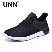 UNN 2017 New Style Lover Mesh Running Shoes High Kuality Men And Women Walking Shoes Five