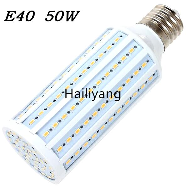 High luminous 4300 LM 50W LED bulb E40 E27 LED Light 150 LEDs 5730 SMD LED Corn Lamp AC110/220V Warm White/ White free shipping five wien five wien полотенце crete цвет радуга несколько цветов в упаковке 50х90 см 4 шт