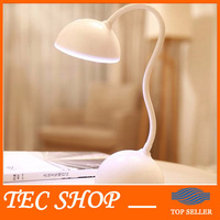 JH Fashion Novelty Earbud USB Rechargeble LED Desk Lamp Touch Sensor Reading Table Lights ABS DC 5V 6.1 Children's Day Gift Toy