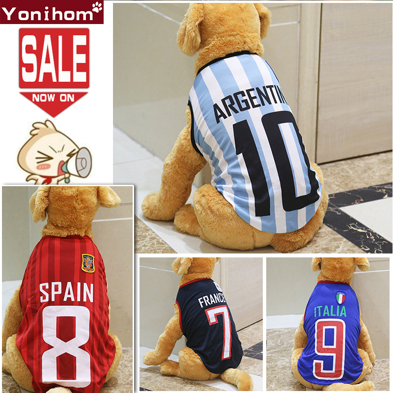 Dog Shirt Nba Jersey Basketball Cheap Dog Clothes For Small Dogs Summer Chihuahua Tshirt Puppy Vest Yorkshire Terrier Clothes Pet Products Consumer Electronics