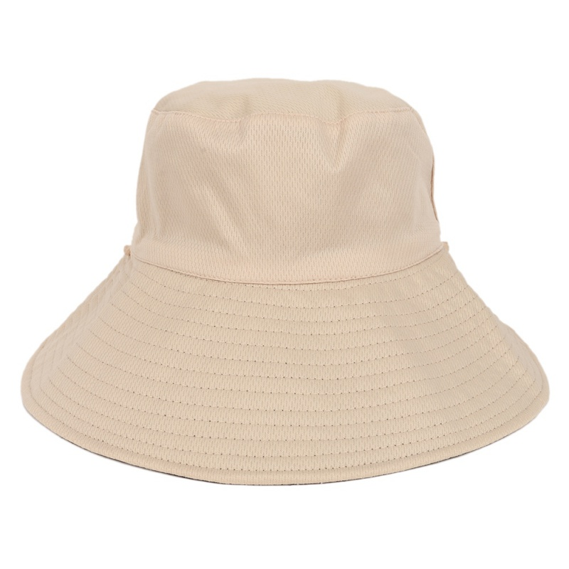 586e39026b4 2018 Hot Selling Pure Color Bucket Hats Men Women Outer Summer ...