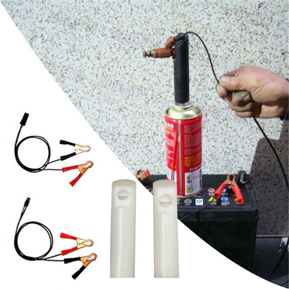 Venda quente manual injector limpeza do sistema de combustível ferramenta de limpeza