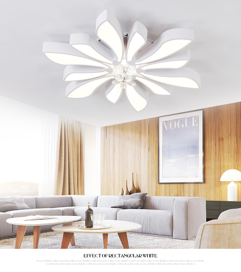 ceiling discount white Modern 10