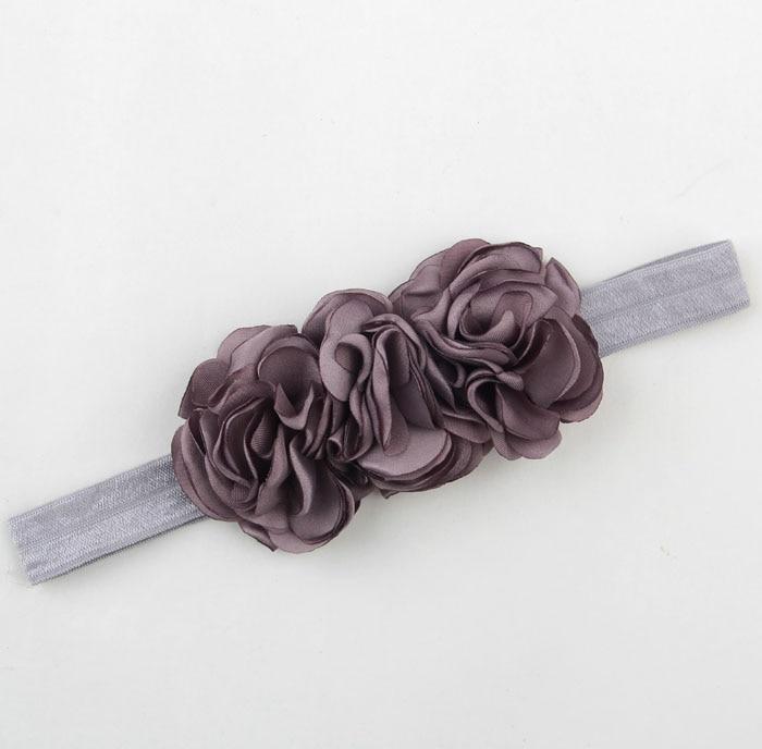 flor na faixa elastica tecido artesanal flor 02