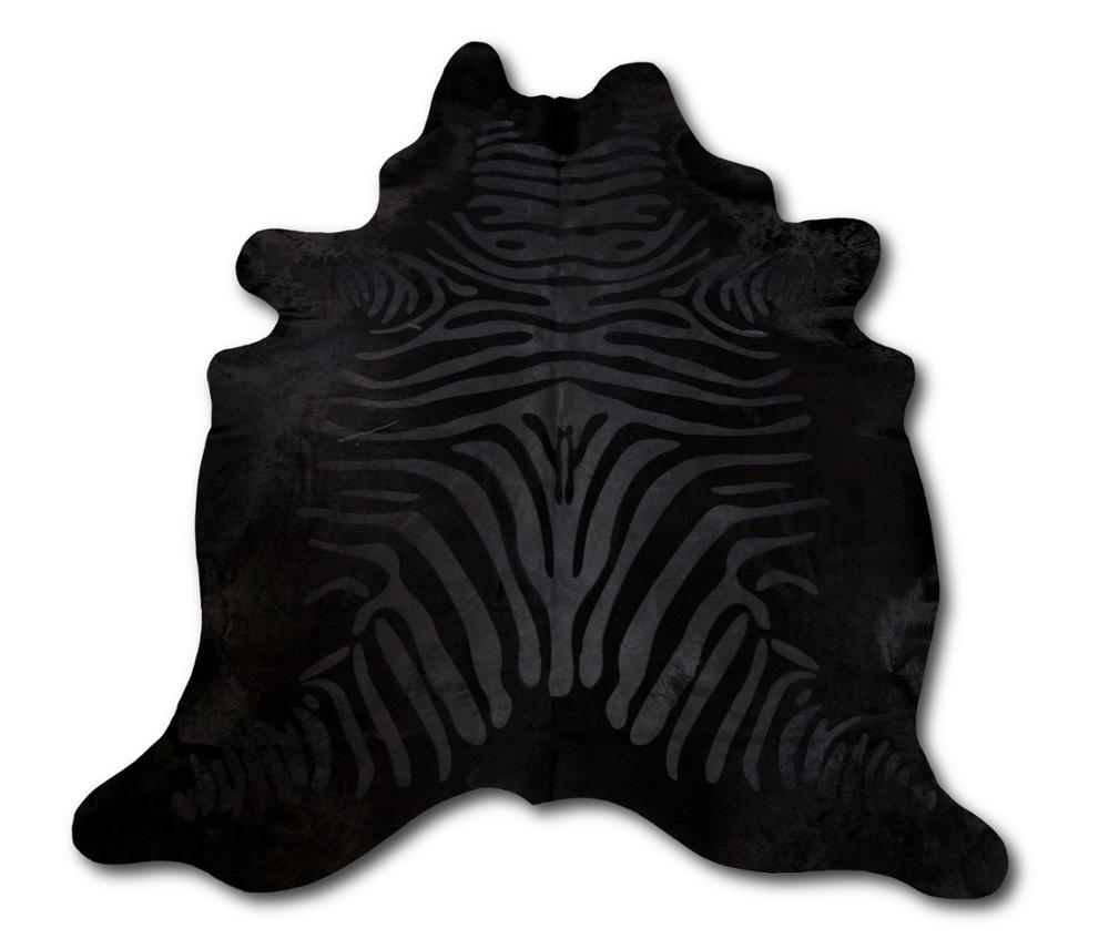 Zerimar peau tapis vache naturel | 210x195 cm | salon | décorations | dortoir tapis tapis tapis