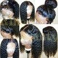 8A cabelo Molhado e Ondulado Cheia Do Laço Peruca Brasileira Do Laço Do Cabelo Virgem Humano frente Peruca Para As Mulheres Negras Glueless Frente Cheia Do Laço Peruca de Cabelo Humano