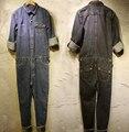 Hot 2016 nova primavera homens de denim macacão de uma peça de ferramentas calças casual calças bib calças macacão macacão roupas