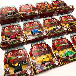 Динозавр грузовик съемный динозавр игрушечный автомобиль для динозавра мини модели новые детские подарки игрушки модели динозавров мини д...
