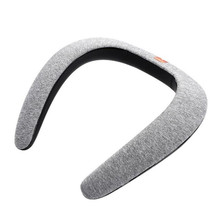 VOBERRY High Quality Portable Bluetooth Speaker Wireless Neckband Neck Speaker FM AUX SD USB Stereo Speakers Drop Shipping