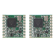 RFM95 RFM95W SX1276 LoRaTM Transceptor Sem Fio Módulo Transceptor Sem Fio 868 mhz 915 mhz