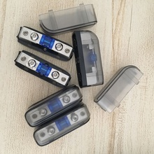 5PCS/LOT Car Audio Nickel Plated AFS MINI ANL Fuse Block with 20A 30A 40A 50A 60A 80A 100A 125A