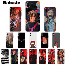 Babaite Trippie Redd Novelty Fundas Phone Case Cover for iPhone 7 7plus 5 5Sx 6 8 8Plus X XS MAX XR