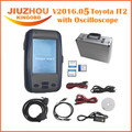professional Car diagnostic tool s-uzuki T-OYOTA DENSO Intelligent T-oyota Tester 2 t-oyota tester2 t-oyota IT2 with Oscilloscop